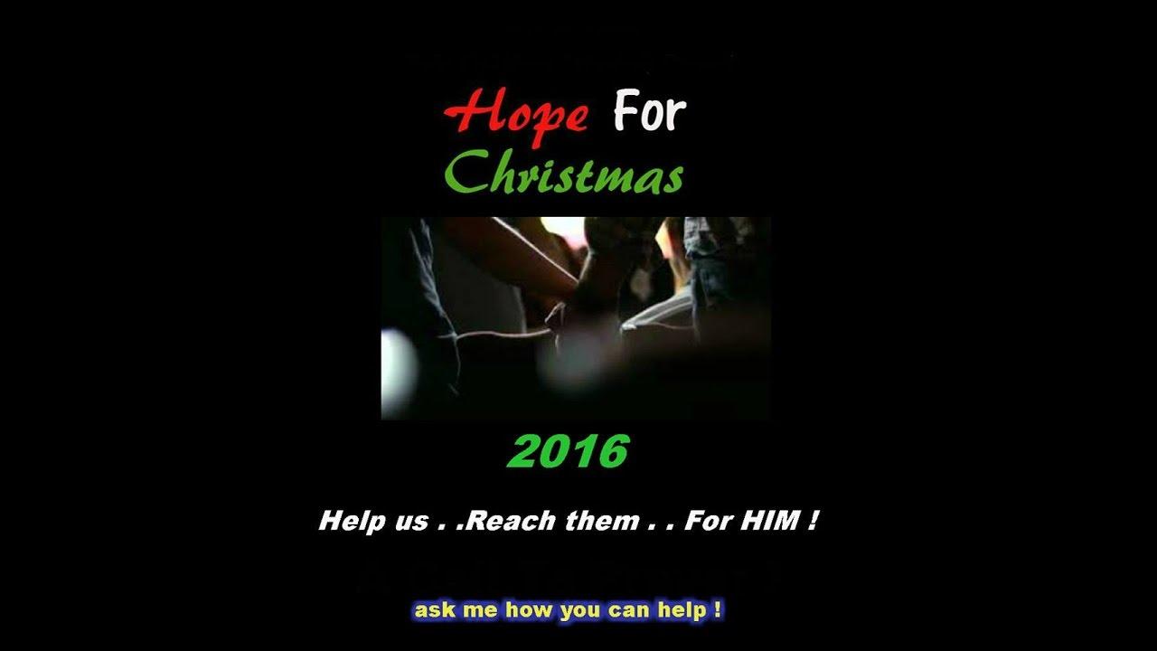 hope for christmas 2016