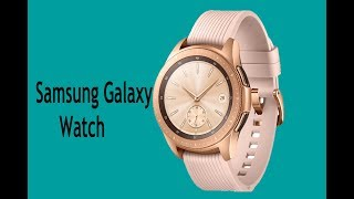 Samsung Galaxy Watch new model 2019