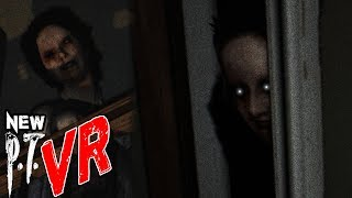 THE SCARIEST P.T. REMAKE EVER MADE | PT for PC VR (w/ Heart Rate Monitor)