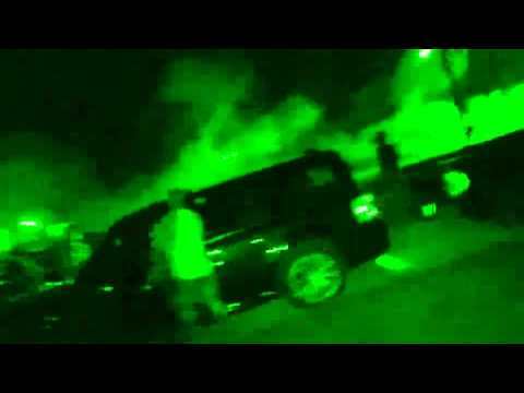 Brutal police attack on media and protesters in Ferguson, MO (August 13, 2014)