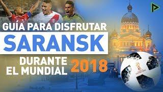 Todo sobre las sedes del Mundial: Saransk
