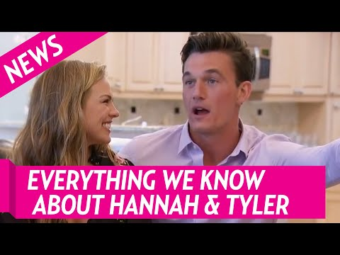 Everything We Know About Hannah Brown and Tyler Camerons Relationship