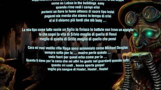 Salmo, Nitro - Da Hardcore Wilder [prod. Salmo] - (Rolling text) - MM3 #02
