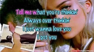 Bebe Rexha - I Got You (Instrumental / Karaoke) with Lyrics {2016}