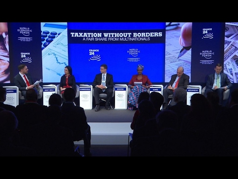 Davos Debate: Getting a fair share from multinationals