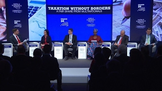 Davos Debate  Getting a fair share from multinationals (part 1)