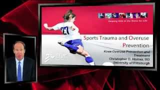 Gambar cover AOSSM President Dr. Chris Harner Talks Youth Sports Injury Prevention