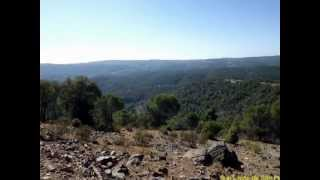 Despeñaperros (Jaén): Santa Elena - Cerrada del castillo - Las Correderas - Santa Elena