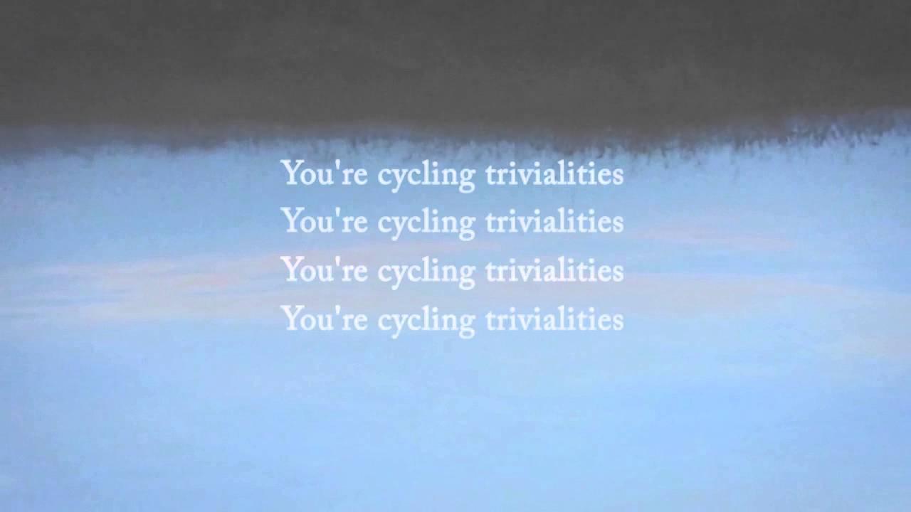 jose-gonzalez-cycling-trivialites-lyric-video-jose-gonzalez-official