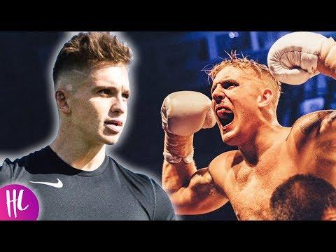 Jake Paul Fighting Joe Weller Before KSI Boxing Match? | Hollywoodlife