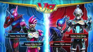 Gambar cover Kamen Rider Ex Aid and Build | Kamen Rider Climax Fighter