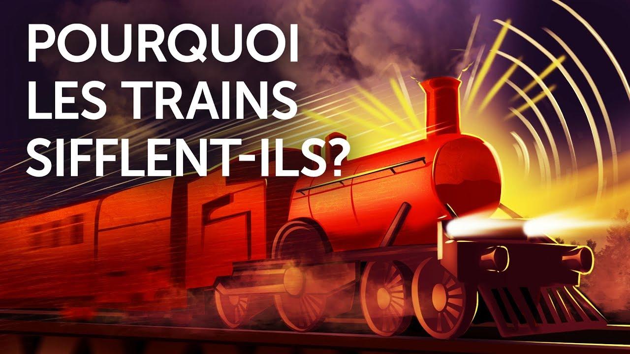 Pourquoi les Trains Klaxonnent-Ils Autant ?