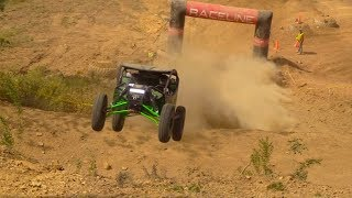 UTV RACERS BLISTER THE COURSE AT RACE 2 RICHES 3