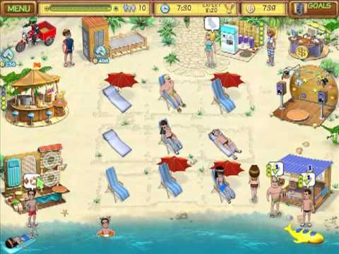 Beach Party Craze Level 38