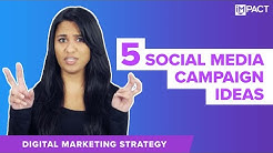 5 Social Media Campaign Examples From Big Brands You Want to Be In 2018