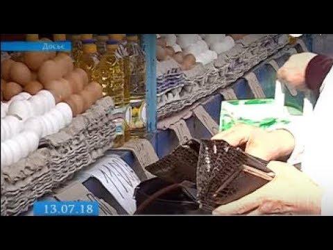 ТРК ВіККА: Літній цінопад: на Черкащині здешевшали сезонний одяг та овочі