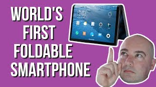WORLDS FIRST FOLDABLE PHONE BUT IS IT ANY GOOD? || Royole FlexPai