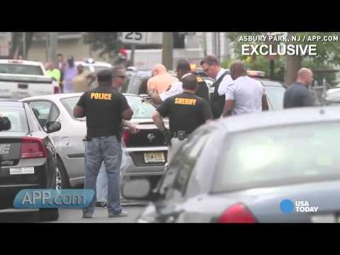 Cop kills ex-wife