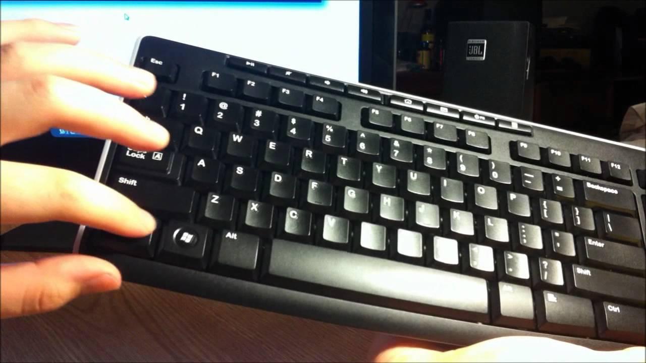 Logitech K270 Keyboard Review