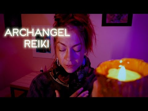 Archangel Reiki Session, ASMR