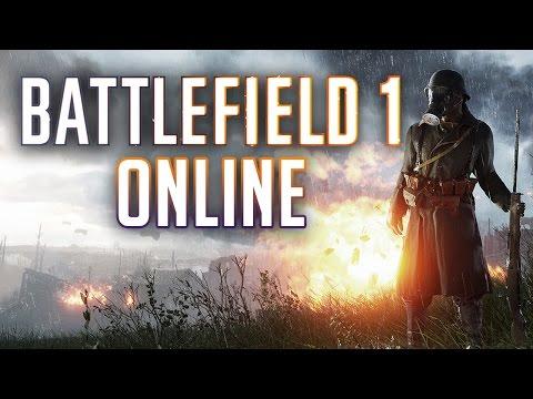 BATTLEFIELD 1 MULTIPLAYER - ONLINE-SPECIAL #001 | Let's Play Battlefield 1
