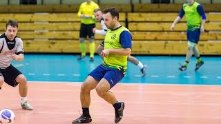 Nocna Liga Futsalu: Stacja Paliw Deptuła Kadzidło - Hurtowniapilkarska.com