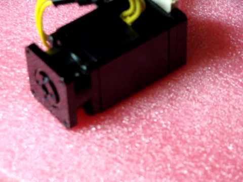 減速機一体型ブラシレスモータ