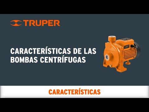 BOMBAS DE AGUA CENTRÍFUGAS TRUPER México thumbnail