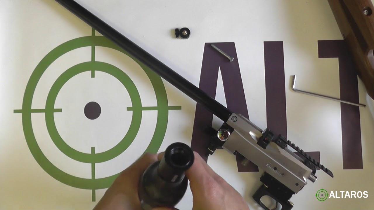 Airgun PCP Regulator Hatsan Hercules