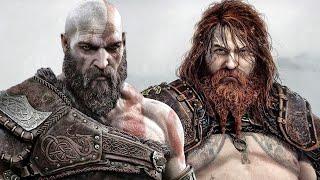Personagens de God of War Ragnarok! #BRKsEDU