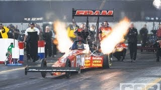 10000 horses Top Fuel Dragster Warm Up  .. Sydney Australia WSID