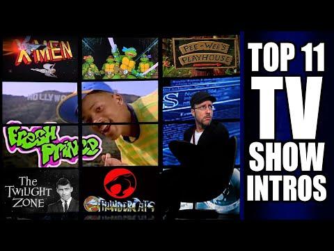 Top 11 TV Show Intros