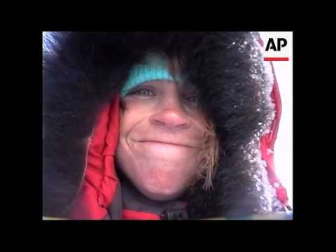 Arctic  Women's polar expedition