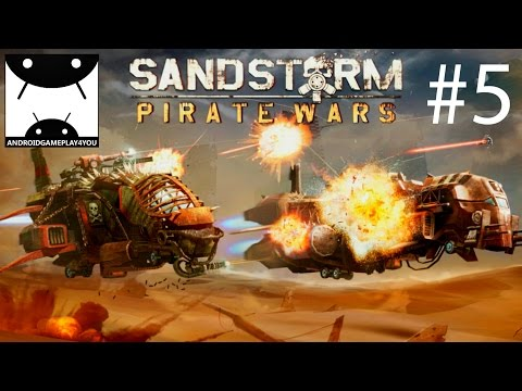 Sandstorm: Pirate Wars Android GamePlay #5 (1080p) (By Ubisoft Entertainment)