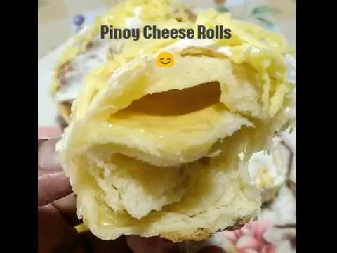 How to make Filipino Cheese Rolls