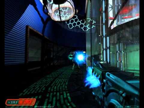 Doom 3 E2M4