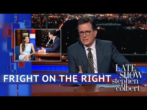 Alexandria Ocasio-Cortez Is Traumatizing To Conservatives