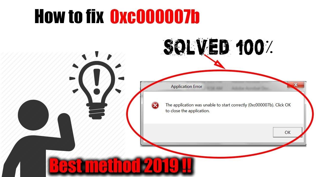 0xc00007b Error Fix 100 Fortnite - Ballersinfo com