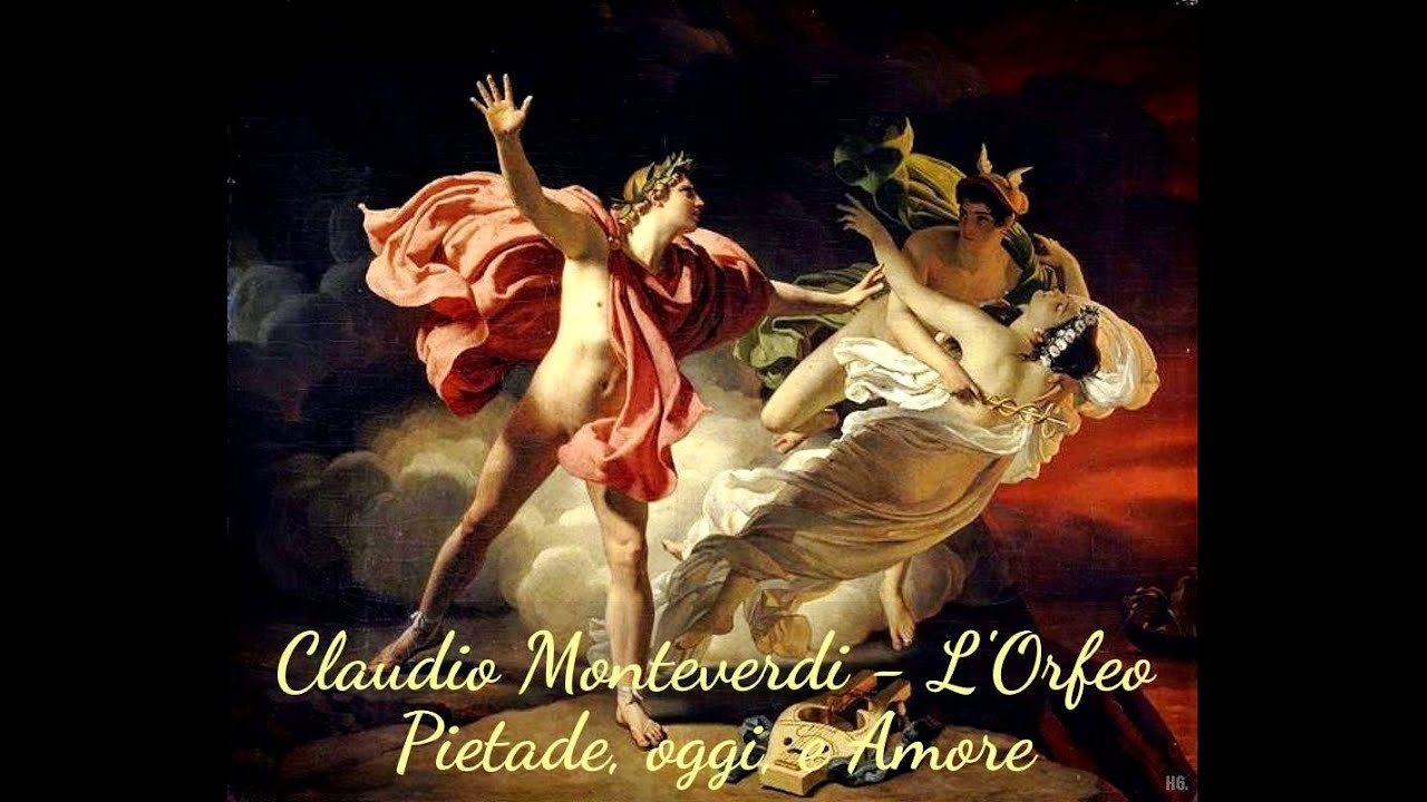 Monteverdi Orfeo