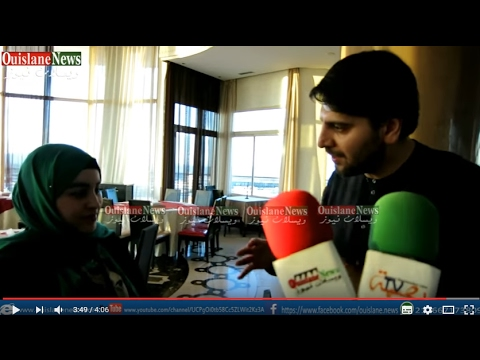 Interview with Sami Yusuf in meknesويسلان نيوز