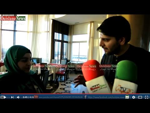 Interview with Sami Yusuf in meknesويسلان نيوز