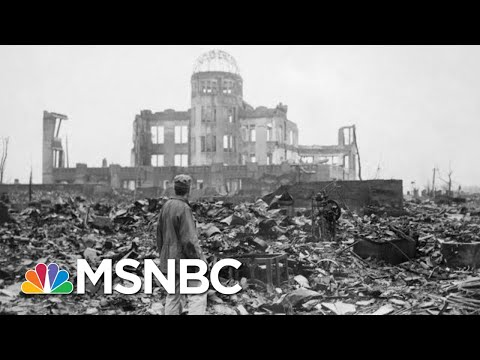 President Donald Trump Missed The Day They Taught World War II In School | MTP Daily | MSNBC