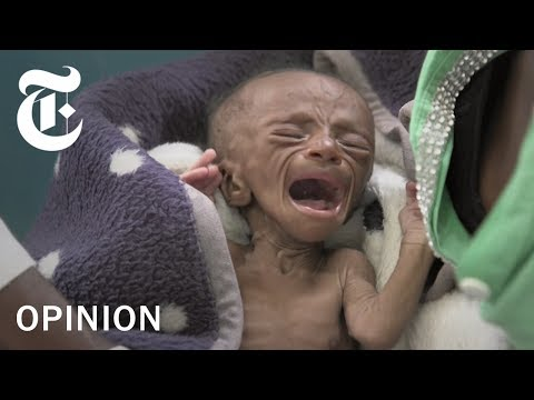Angola: The World's Deadliest Place for Kids | Nicholas Kristof | The New York Times
