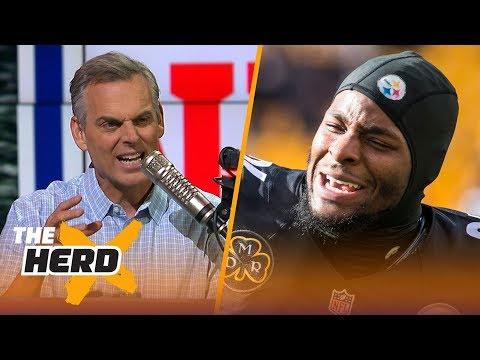 Colin Cowherd's top-10 NFL offensive arsenals | NFL | THE HERD