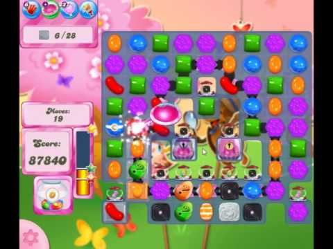 Candy Crush Saga Level 2468 - NO BOOSTERS