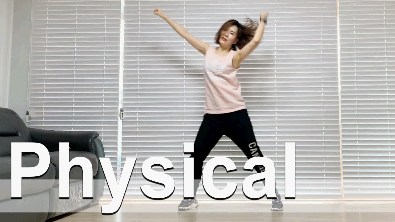 Physical - Dua Lipa | Dance Diet Workout | 다이어트댄스 | Choreo by Sunny | Zumba | 홈트|