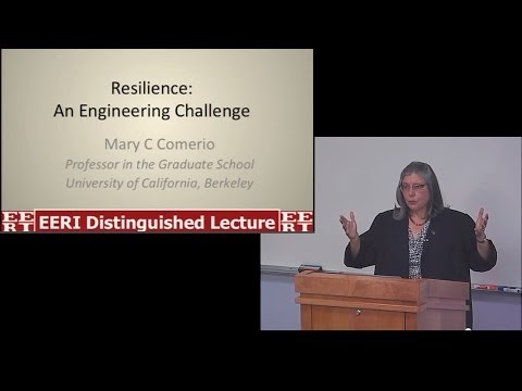 Distinguished Lecture by Mary C. Comerio