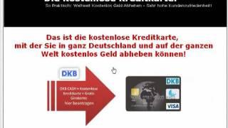 Dkb Kreditkarte - Tipp wie Sie eine kostenlose Kreditkarte erhalten können!