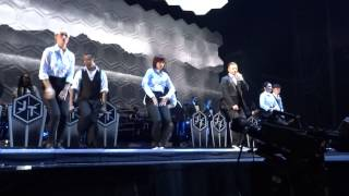 Justin Timberlake - Holy Grail (live from Stade de France - front row)