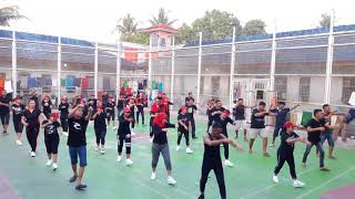Download Video Goyang Poco-poco Ala Rutan Klas llB Tanjung Pura. MP3 3GP MP4
